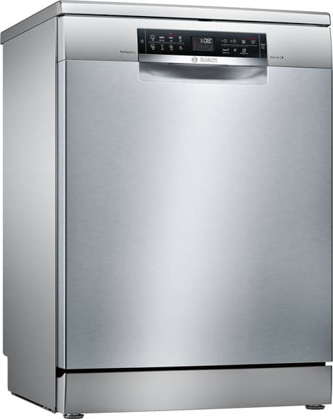 Máy rửa bát độc lập Bosch SMS68MI04E – Serie 6 – Zeolith