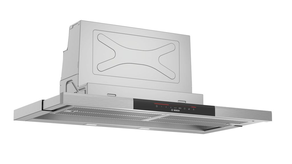 Máy hút mùi âm tủ Bosch DFS097J50B – 90cm