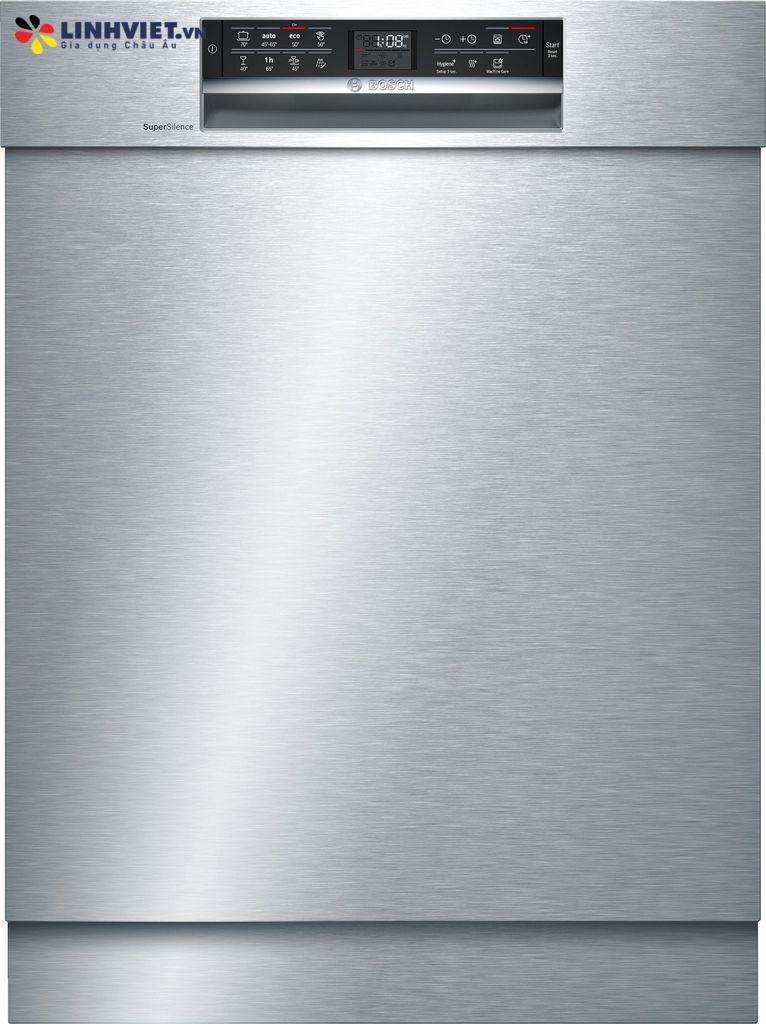Máy rửa bát bán âm Bosch SMU68TS02E Serie 6