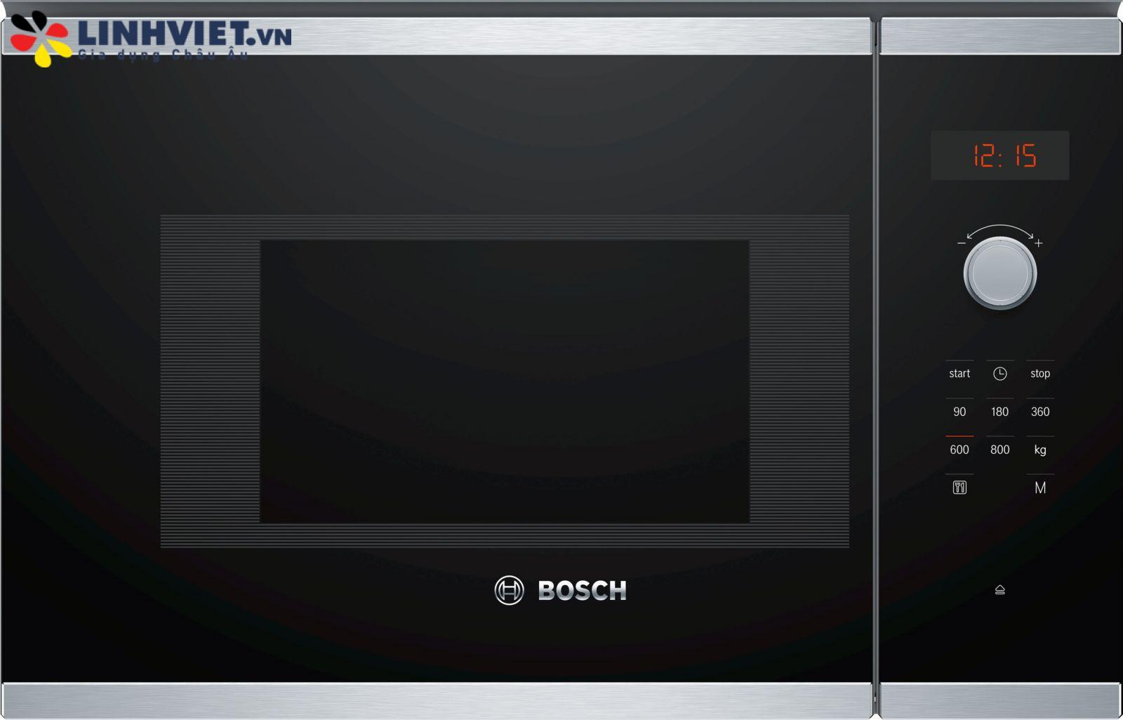 Lò vi sóng Bosch BFL523MS0H | Serie 4