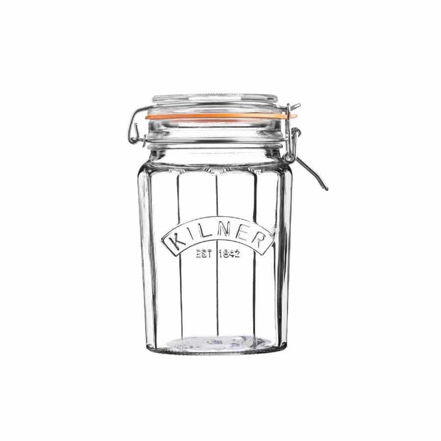 Kilner – Hủ Thủy Tinh Vát Cạnh #0.95L – 0025.734