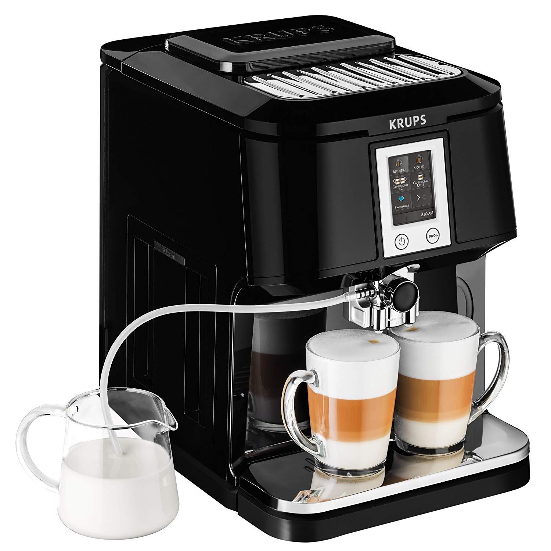 Máy pha cà phê Krups EA8808