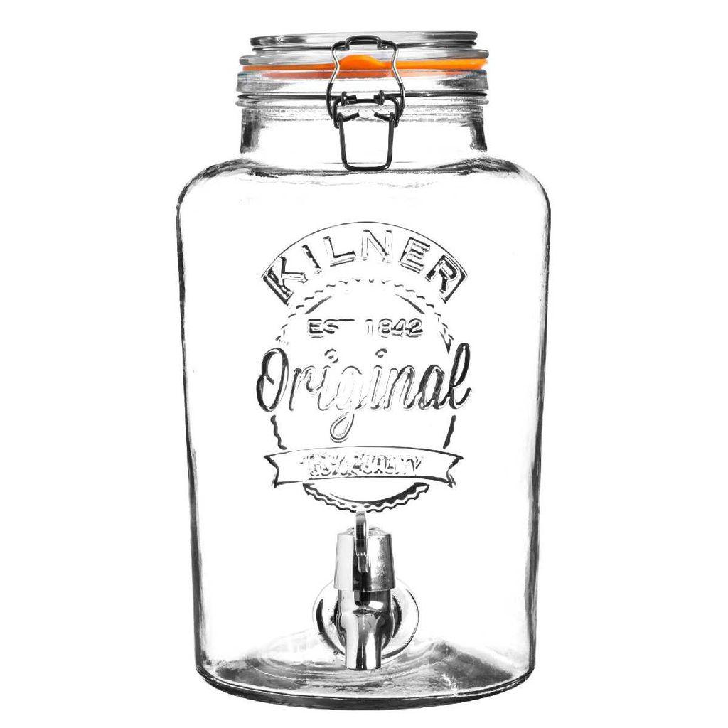Kilner – Bình nước thủy tinh Original – 5L
