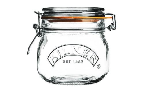 Kilner – Hũ thủy tinh tròn – 0.5L