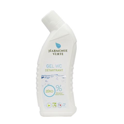 Gel tẩy rửa bồn cầu hữu cơ Harmonie Verte 750ml