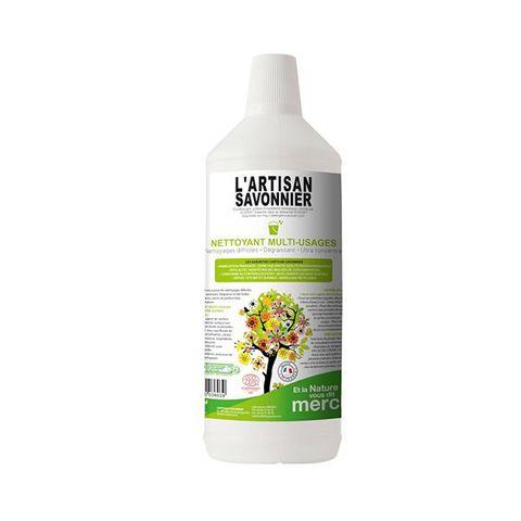 Tẩy Rửa Đa Năng Nhiều Bề Mặt Artisan Savonnier 1L