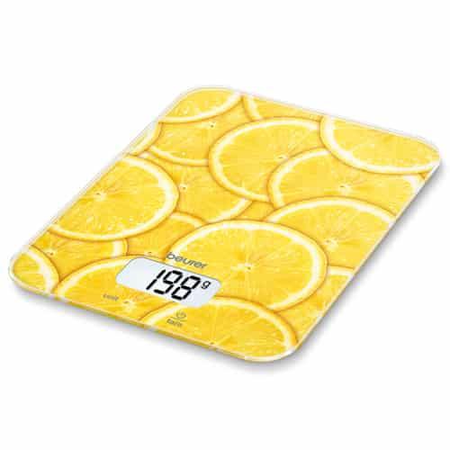 Cân nhà bếp Beurer KS19 (Lemon)