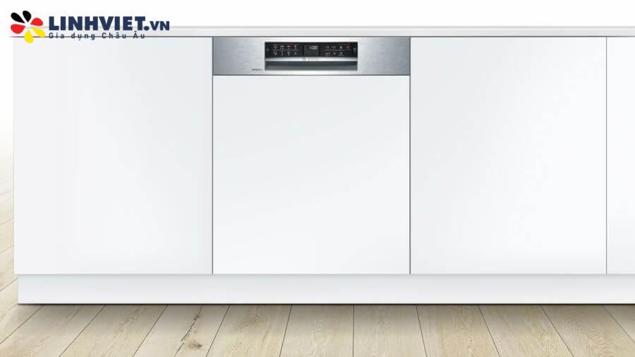 máy rửa bát Bosch SMI68MS04E