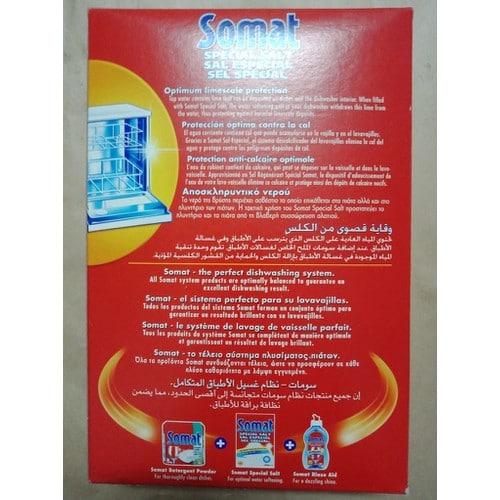 Muối rửa bát Somat
