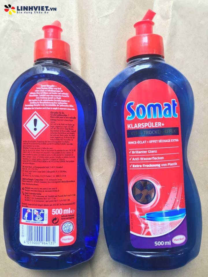 Nước làm bóng Somat 750ml