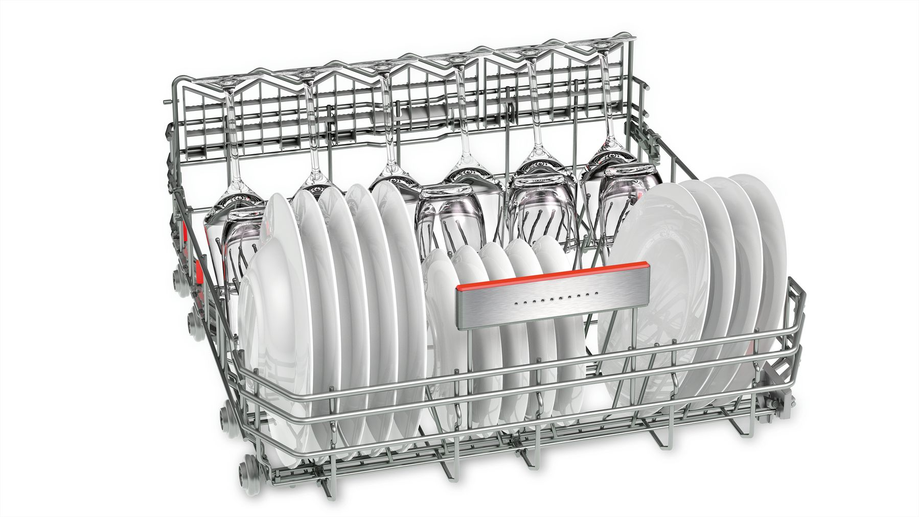 Máy rửa bát độc lập BOSCH SMS68TI03E|Serie 6