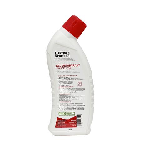 Gel tẩy rửa bồn cầu sinh học Artisan Savonnier 750ml