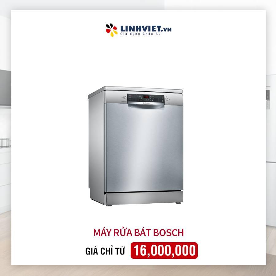 combo thiết bị nhà bếp Bosch