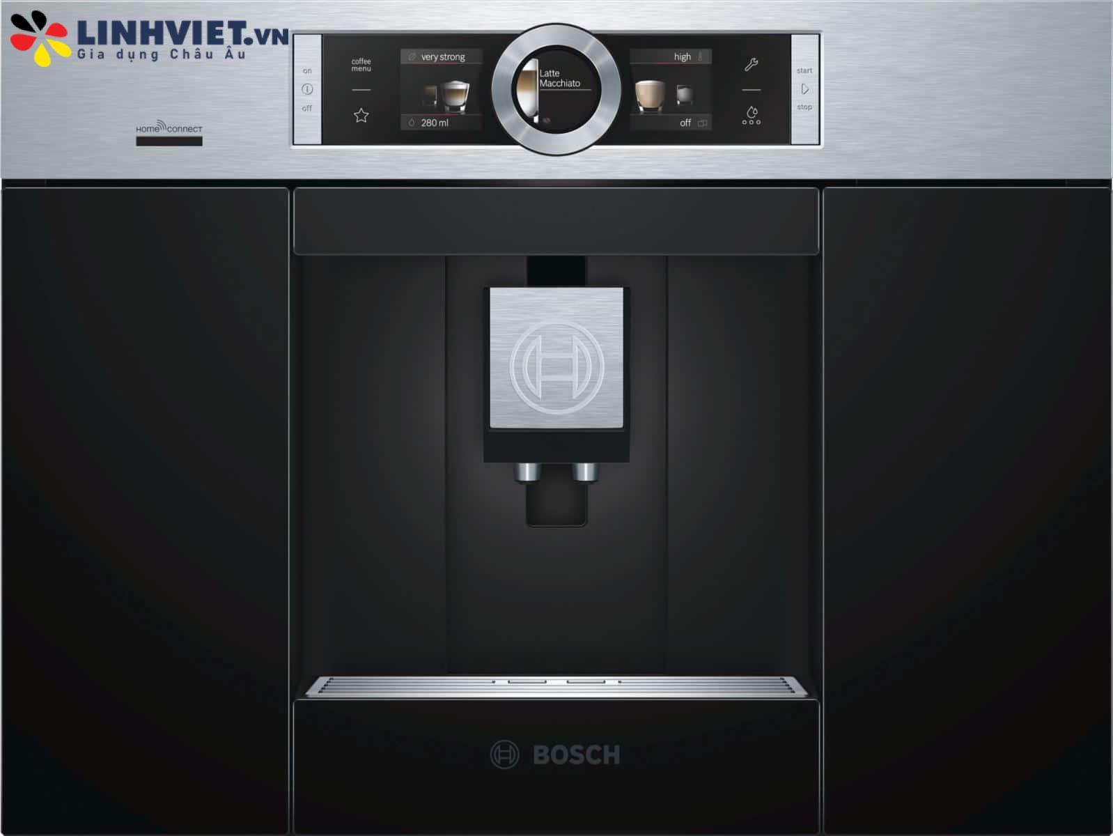 Máy Pha Cà Phê Bosch – CTL636ES6