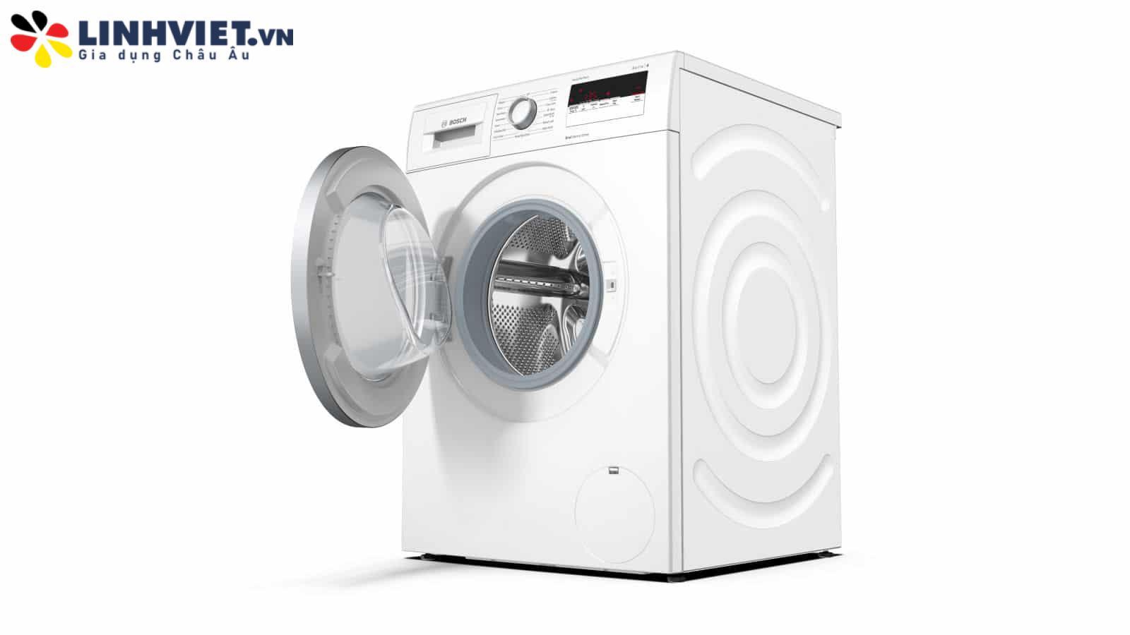 Máy giặt Bosch WAN28108GB – Serie 4 – 8kg – Chống nhăn