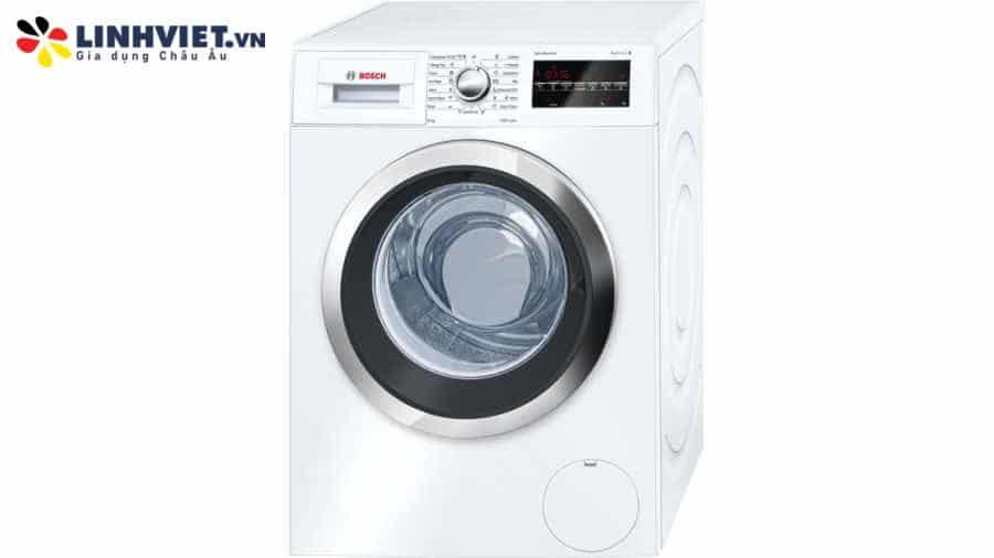Máy giặt Bosch WAT24480SG – Serie 6 – 8kg – Chống nhăn