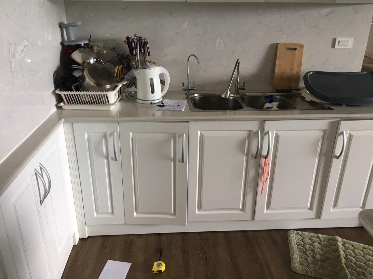 Nhà đẹp thêm SANG nhờ máy rửa bát Bosch âm tủ Smi88ts46e 2