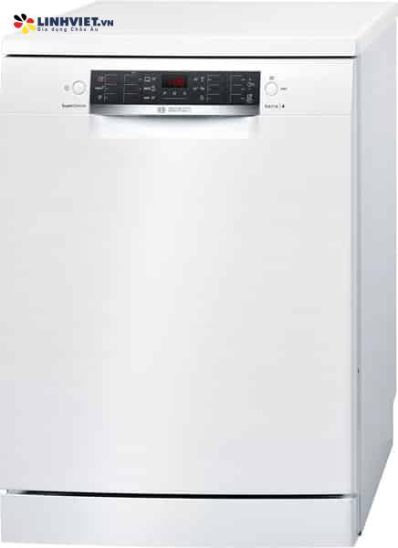 Máy rửa bát độc lập Bosch SMS46NW03E Serie 4