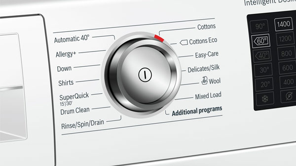 Máy giặt Home Connect/I-DOS Bosch WAT286H8SG 8kg