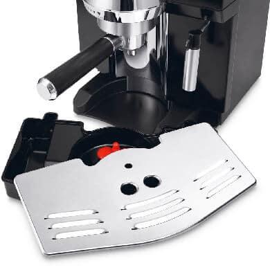 Máy pha cà phê tự động Espresso DeLonghi EC820.B