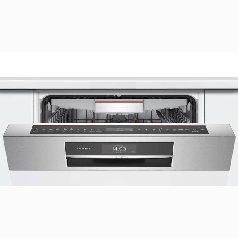 Máy rửa bát âm bán phần Bosch serie 8 SMI8YCS01E