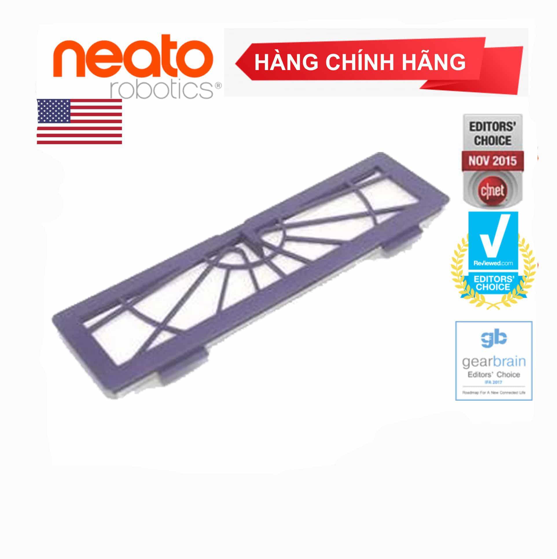 Bộ lọc hiệu suất siêu cao cấp Neato Botvac ™ D4 Connected (2sp/hộp)