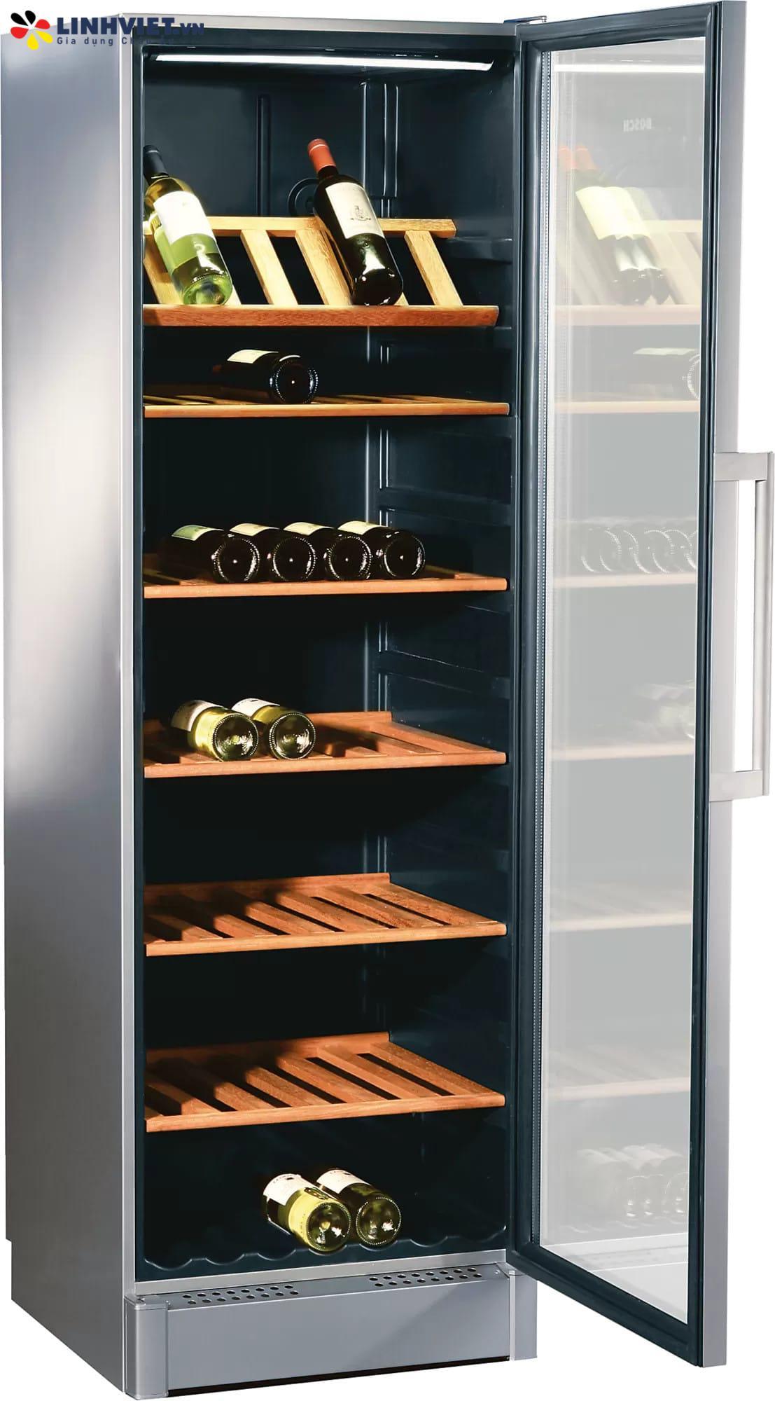 Tủ ướp rượu Bosch KSW38940 Serie 8