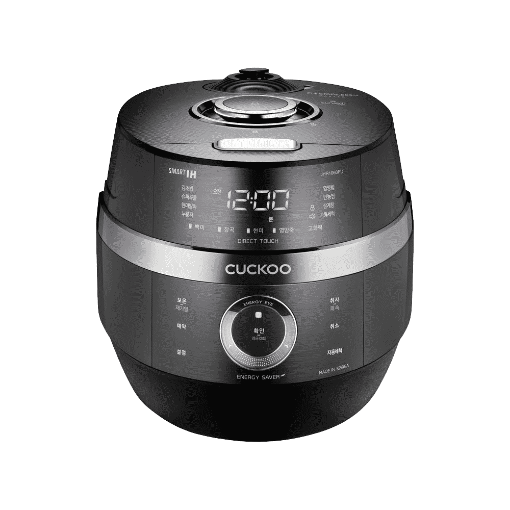 Nồi cơm điện cao tần CUCKOO CRP-JHR1060FD 1.8L