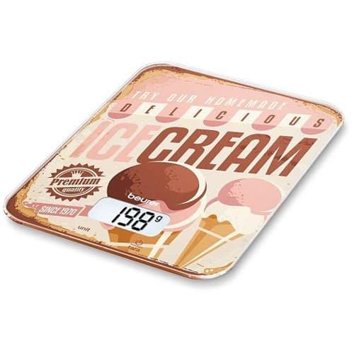Cân nhà bếp Beurer KS19 (Cream)