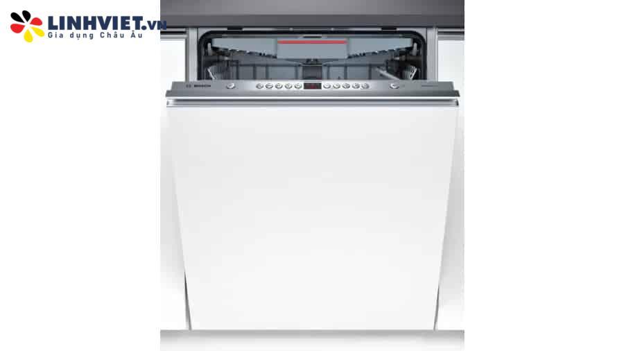 Máy rửa bát âm tủ Bosch SMV45LX11E Serie 4