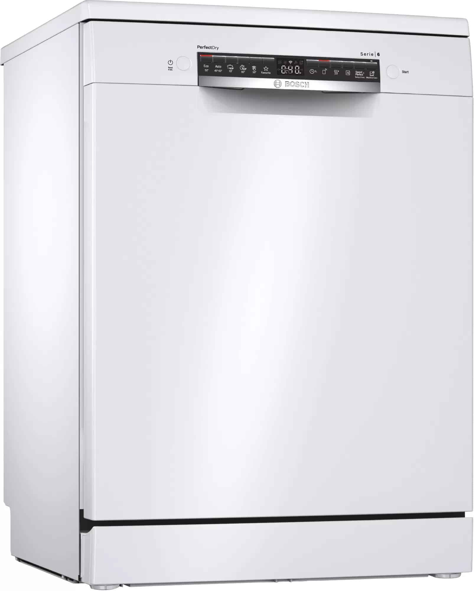 Máy rửa bát độc lập Bosch SMS6ZCW00E Serie 6 (2021)