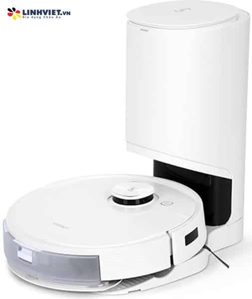 Robot hút bụi – lau nhà – khử mùi Ecovacs Deebot T9 Plus