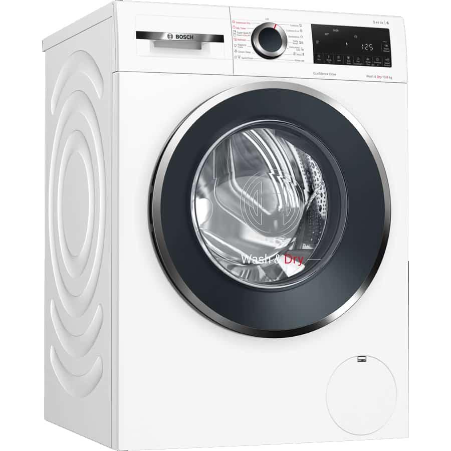 Máy giặt kết hợp sấy Bosch WNA254U0SG – Serie 6 – 10/6kg