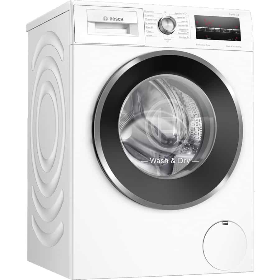 Máy giặt kết hợp sấy Bosch WNA14400SG – Serie 6 – 9/6kg