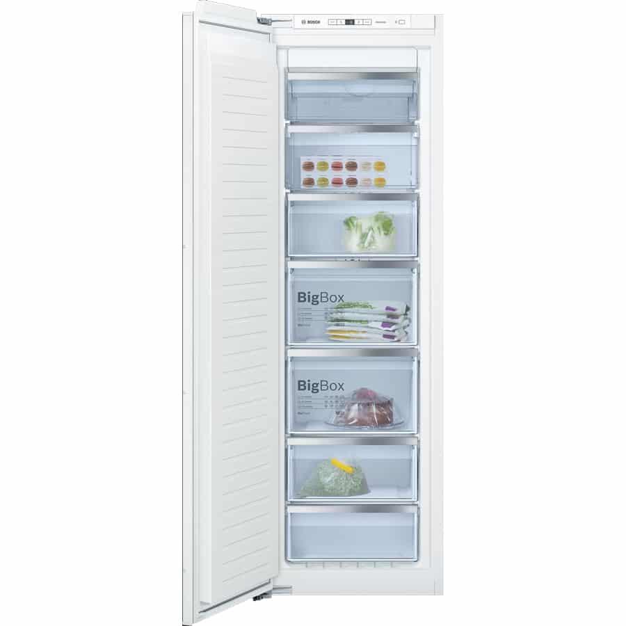 Tủ đông Bosch GIN81ACF0 – Serie 6 – Âm tủ