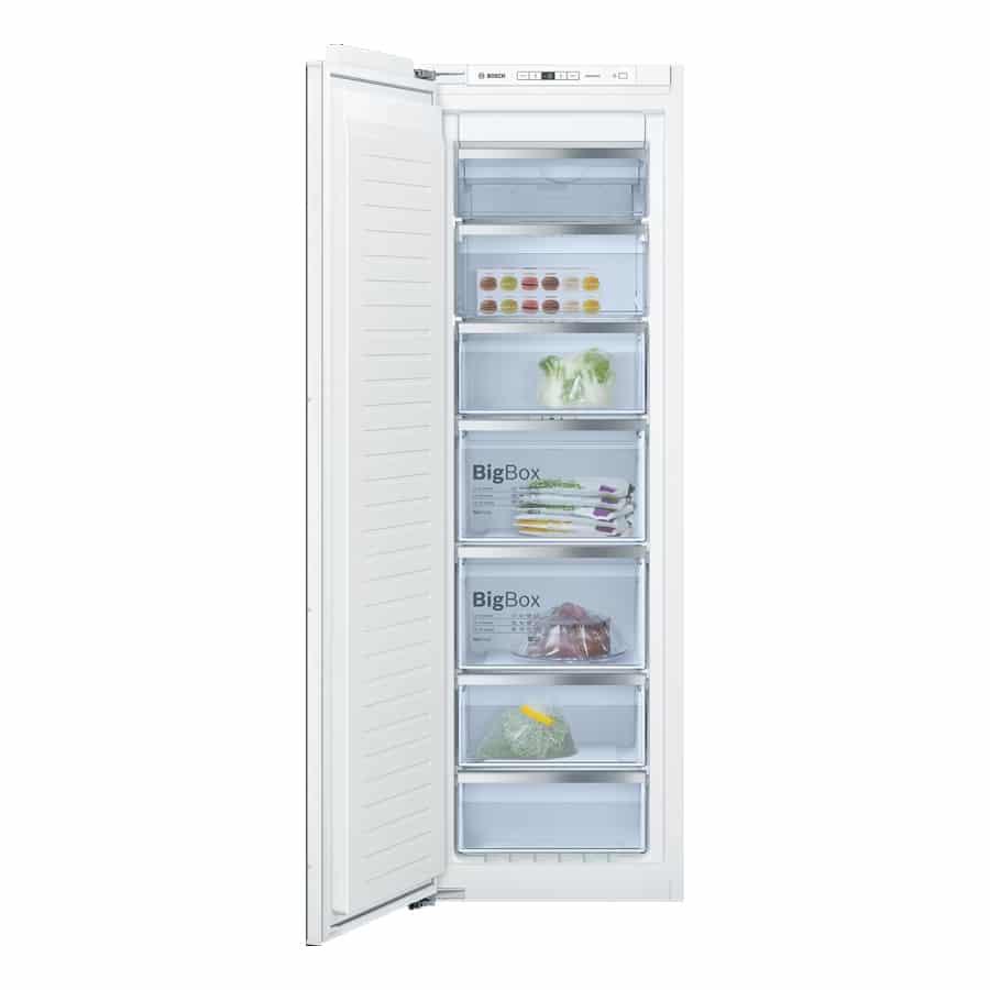 Tủ đông Bosch GIN81AEF0 – Serie 6 – Âm tủ