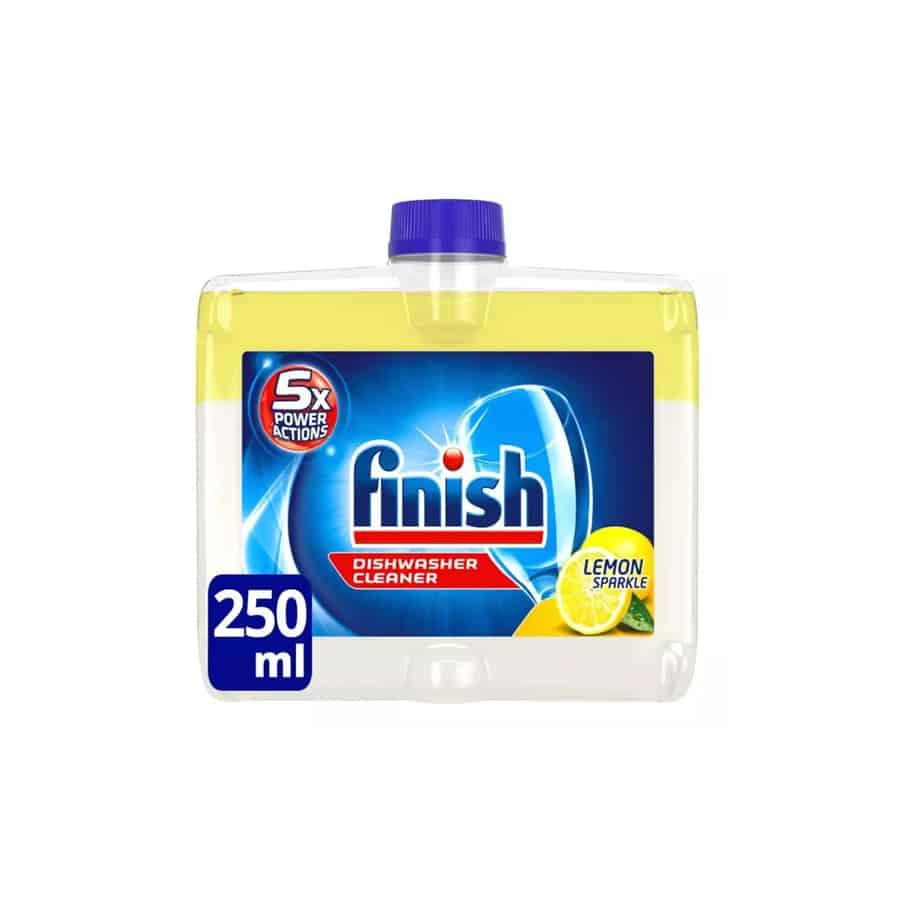 Vệ sinh máy rửa bát Finish hương chanh 250ml